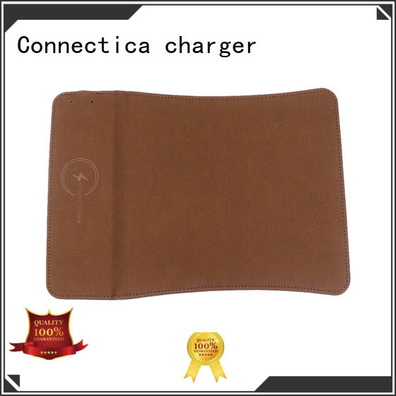 mini light charging pad slim Connectica charger
