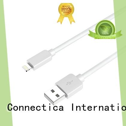 pet multi charger cable with a usb Micro connector for android phone Connectica charger