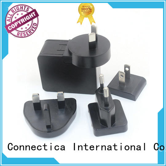 portable wall charger multiple mini Connectica charger company