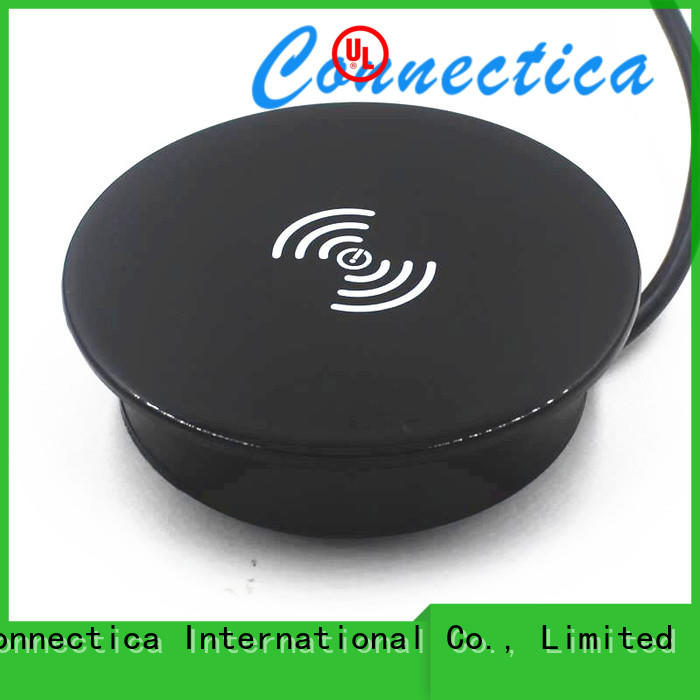 Connectica charger Brand mini ultra light portable wireless charger