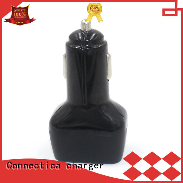 pd apple car charger qc for mobile Connectica charger