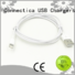 mfi usb cable certification tpe pvctpe Warranty Connectica charger