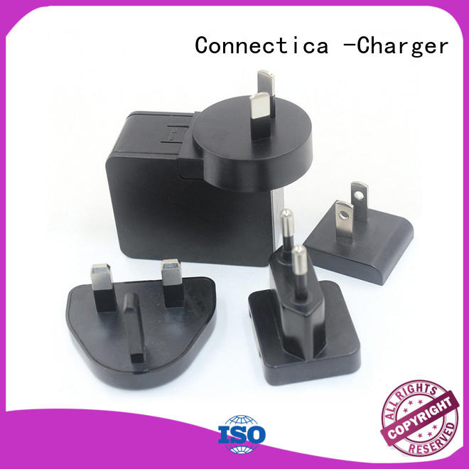 Quality Connectica charger Brand mini wall charger