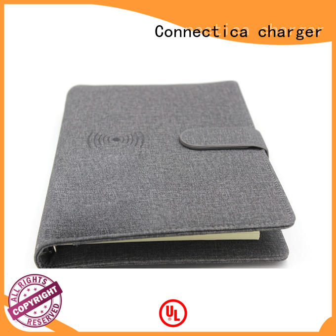 built portable Connectica charger Brand power bank manufacturer