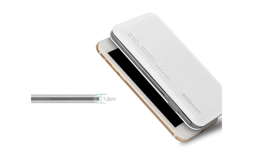 Connectica charging high quality slim power bank with wireless charging for abc and pc flame retardant-1