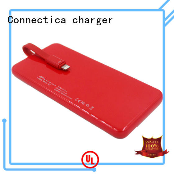 flame portable power bank charging ultra Connectica charger company