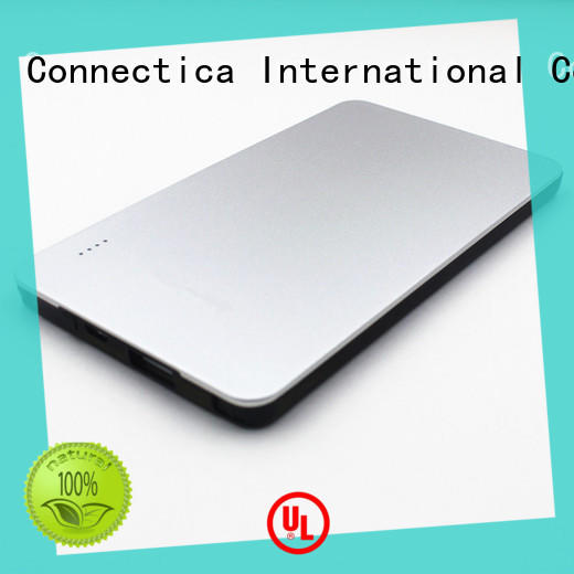 Connectica charger notepad best portable power bank excellent for working