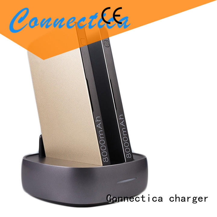 Quality Connectica charger Brand connectors portable power bank