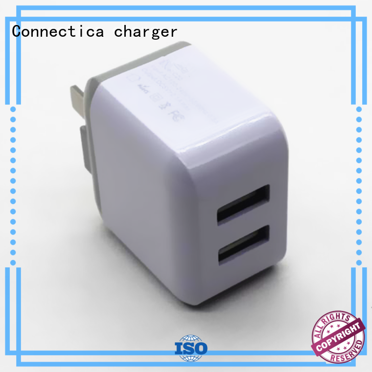 Mini Travel charger injection molding for high density PC CTC-0003