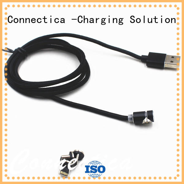 oem best lightning cable MFI with magnetic lightning