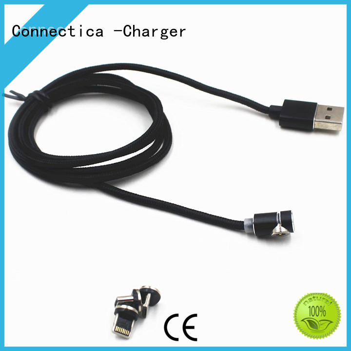 conn apple usb cable manufacturer Connectica charger