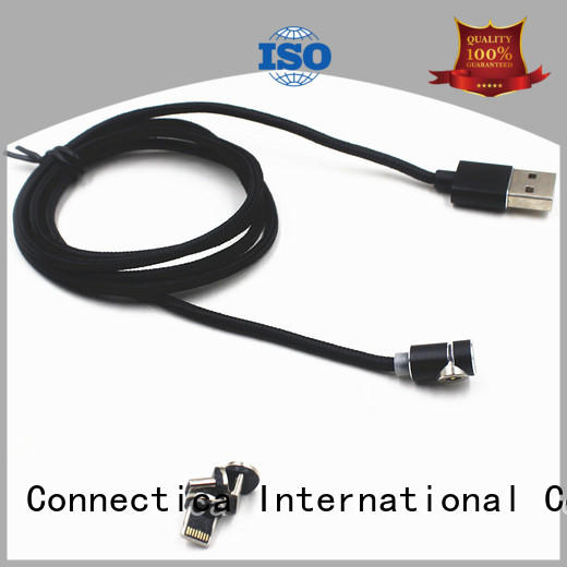 connector pvctpe charging cable certification Connectica charger company