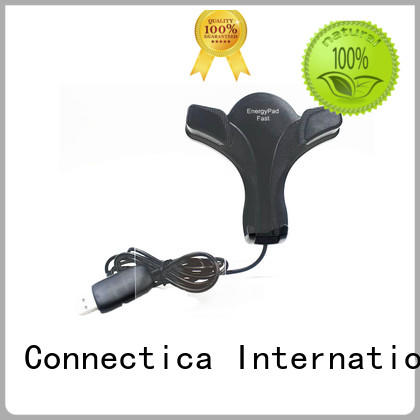 pcabs shape pad charging pad Connectica charger