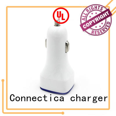 Plastic Car Charger CCC-0008
