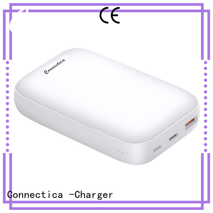 Connectica charger ultra ipad power bank high quality for mobile phone