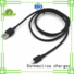 Quality Connectica charger Brand mfi usb cable tpe tpeabs