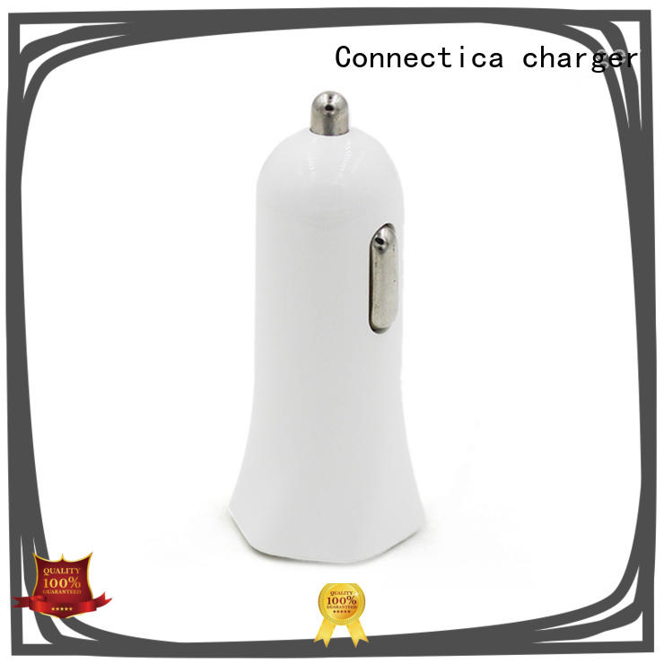 PD & QC 2.0/3.0 Compatible Car Charger CCC-0004