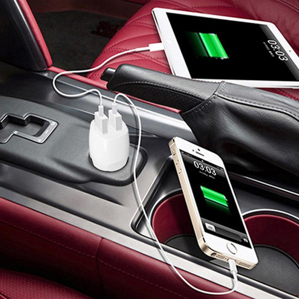Soft Touch Car Charger CCC-0007-3