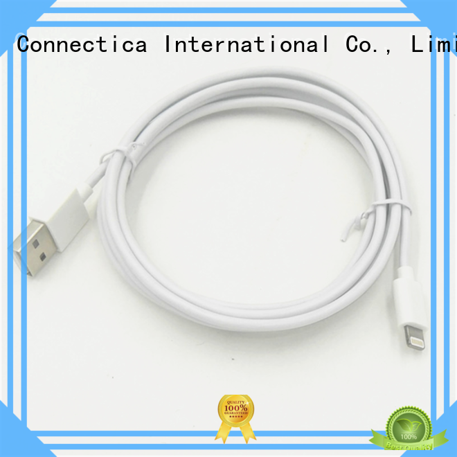 tpe tpeabs tpepvc OEM charging cable Connectica charger