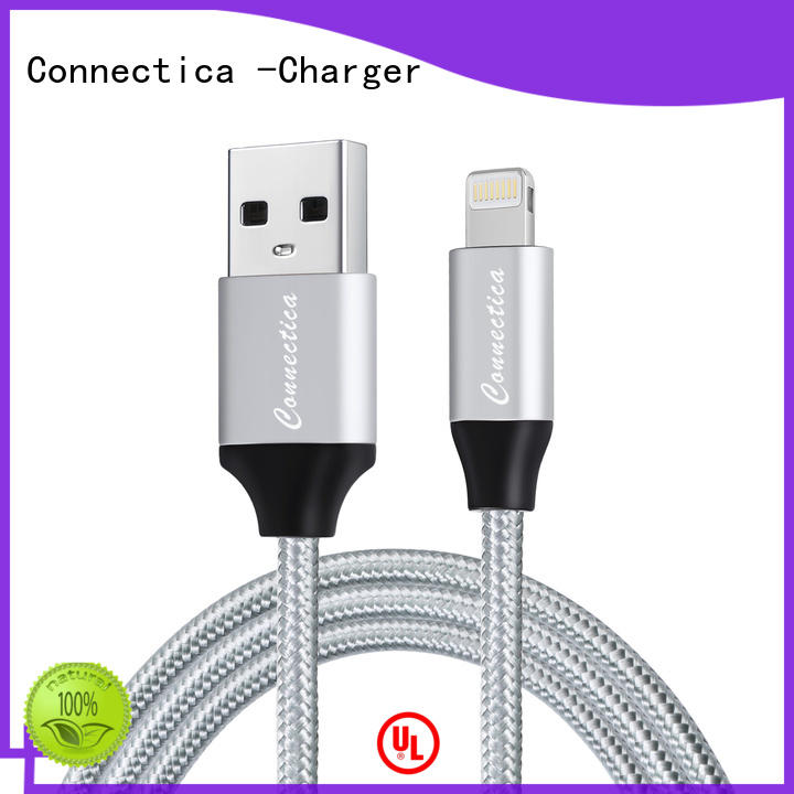 Connectica charger retractable type c usb cable manufacturer for android phone