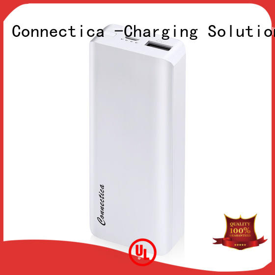 Connectica cpc portable power bank company for mobile phone