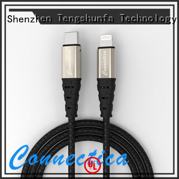 OEM apple lightning cable high quality with magnetic lightning for iPhone11