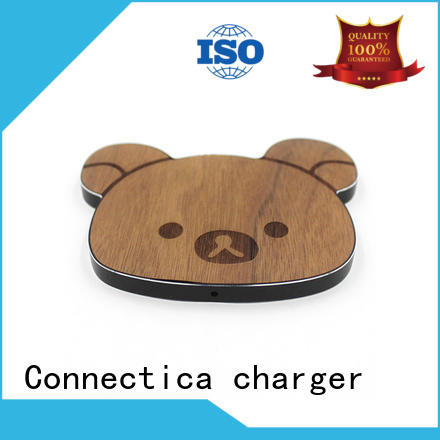 portable wireless charger mini charge Connectica charger Brand