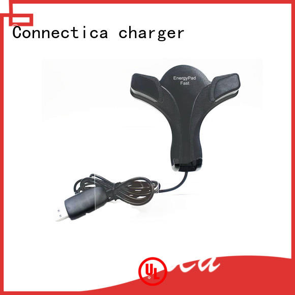Wireless Charging Car Holder for PC+ABS CWC-0005