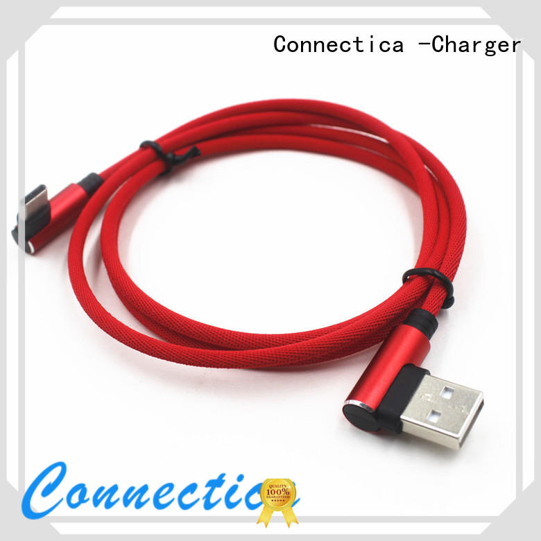 multi charger cable mfi Connectica charger