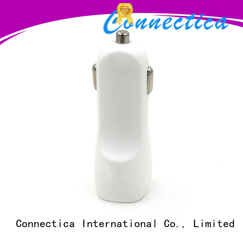 Connectica charger Brand safety  metal factory