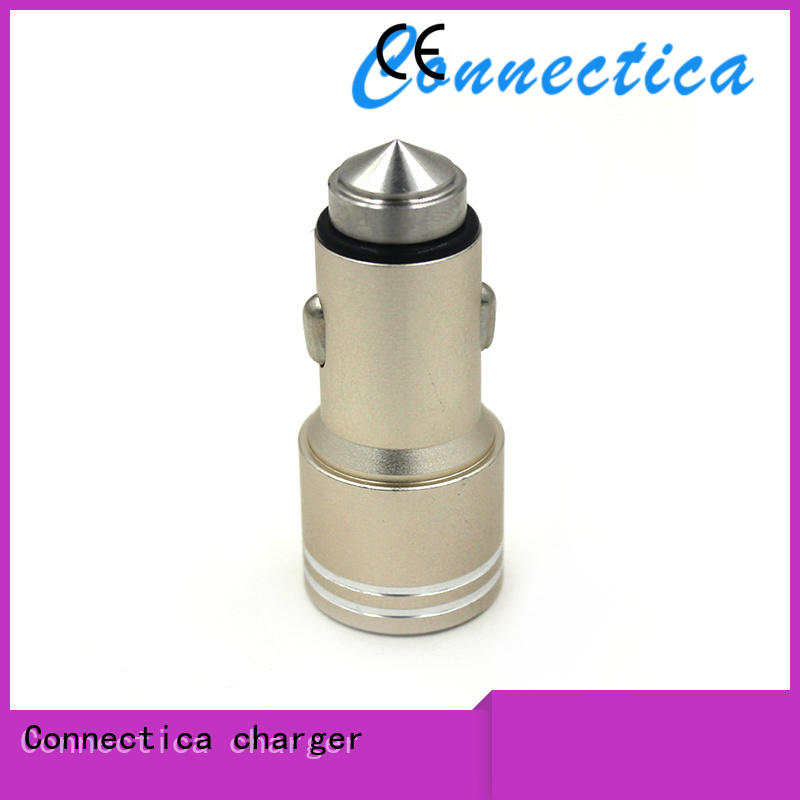 Connectica charger pd ipad car charger manufacturer for mobile