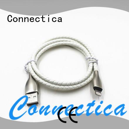 Connectica Top cable iphone original company