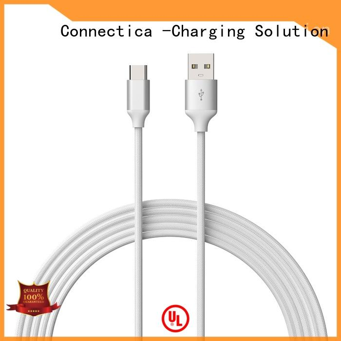 Connectica retractable best lightning cable for business for sale