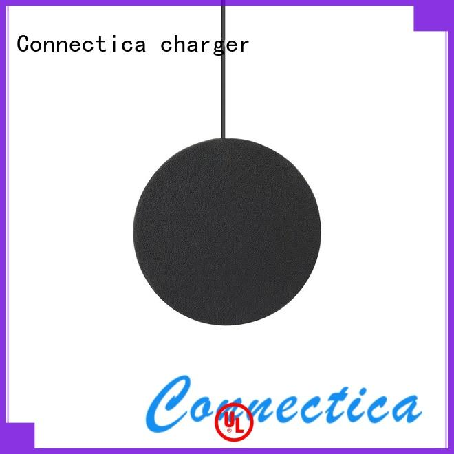 Connectica charger Brand pad charging pad holder factory