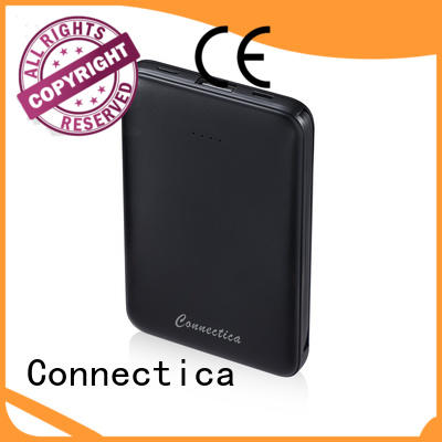 power card wallet power bank 15000 mfi with charging dock for mobile phone