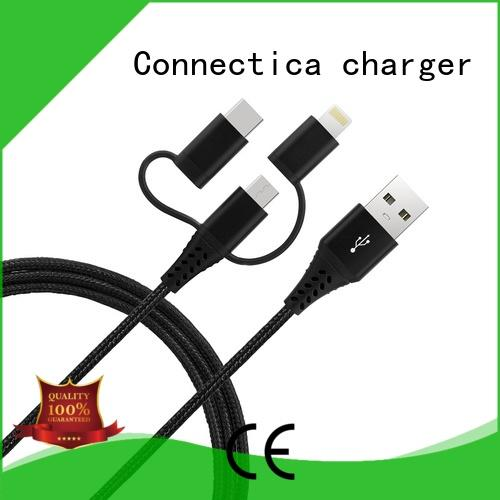 mfi usb cable certified tpeabs Connectica charger Brand company