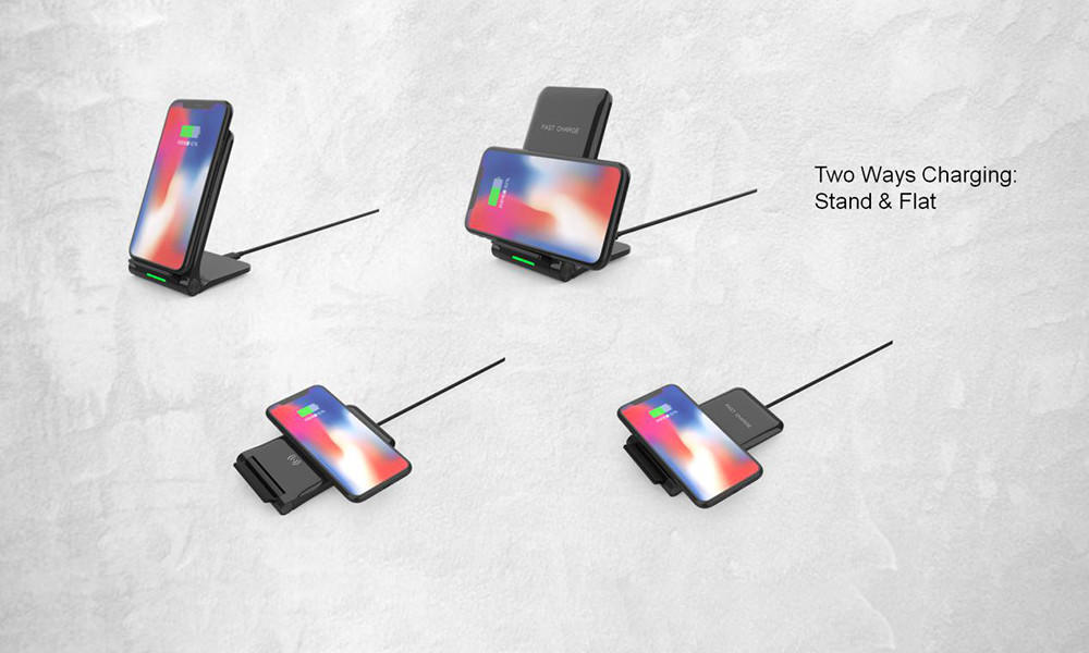 Foldable Wireless Charger CWC-0006-3