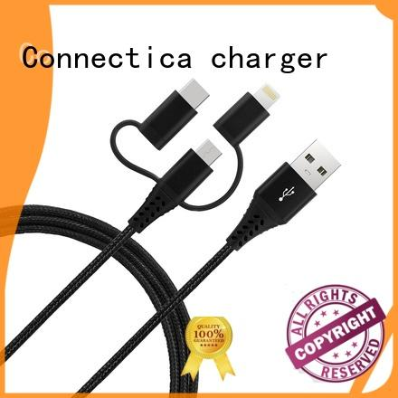 mfi lightning cable pet for the game Connectica charger