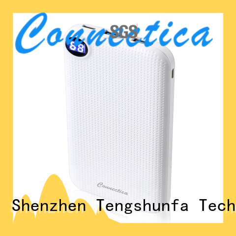 Connectica hot sale best portable power bank with rfid blocker for mobile phone