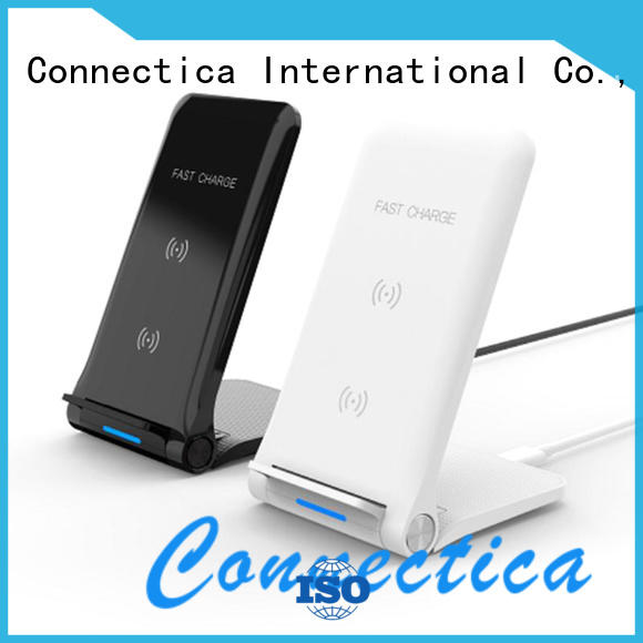 Wholesale charge portable wireless charger Connectica charger Brand