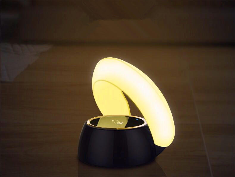Wireless Charging with Night Light for PC CWC-0002-2