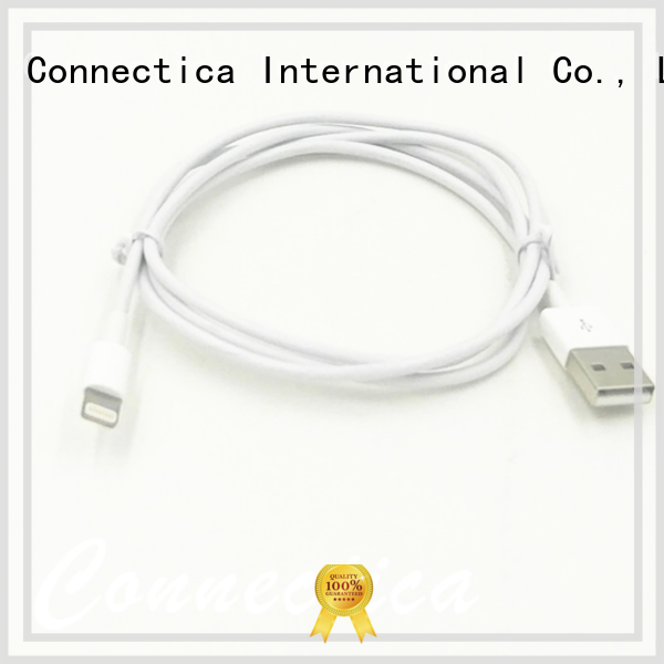 certified assured connector Connectica charger Brand charging cable