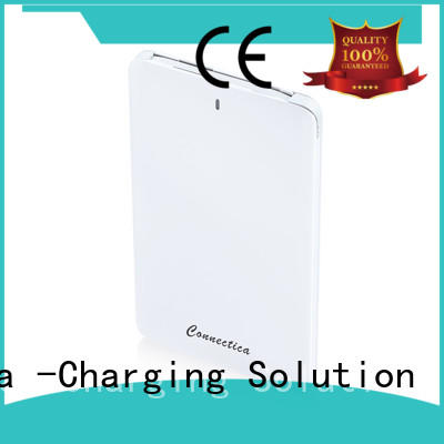Connectica hot sale power bank manufacturer Suppliers for abc and pc flame retardant