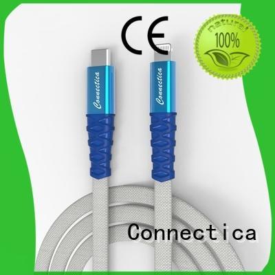 Connectica pvc factory for sale