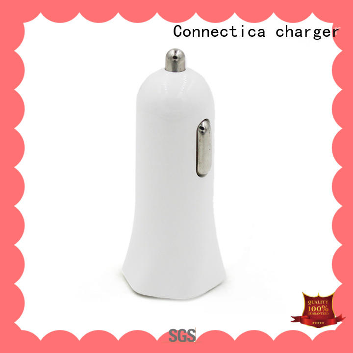 ccc usb car charger supplier for car Connectica charger