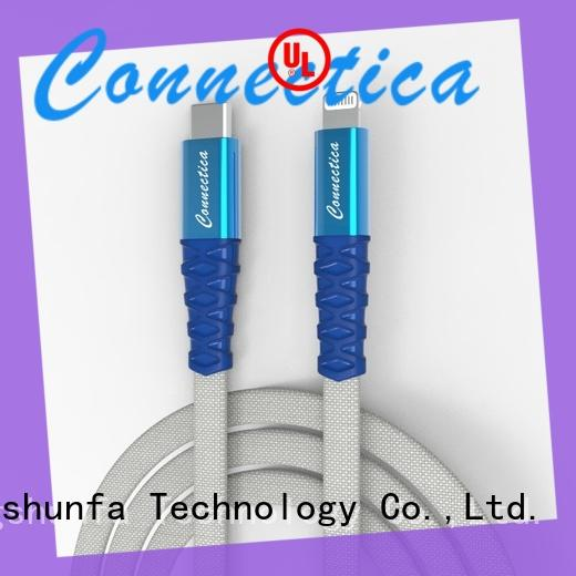 Connectica Iphone 11 lightning cable house data charging cable for Iphone 6S