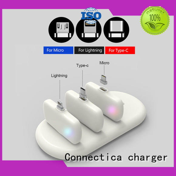 top power bank hot sale for travelling Connectica charger