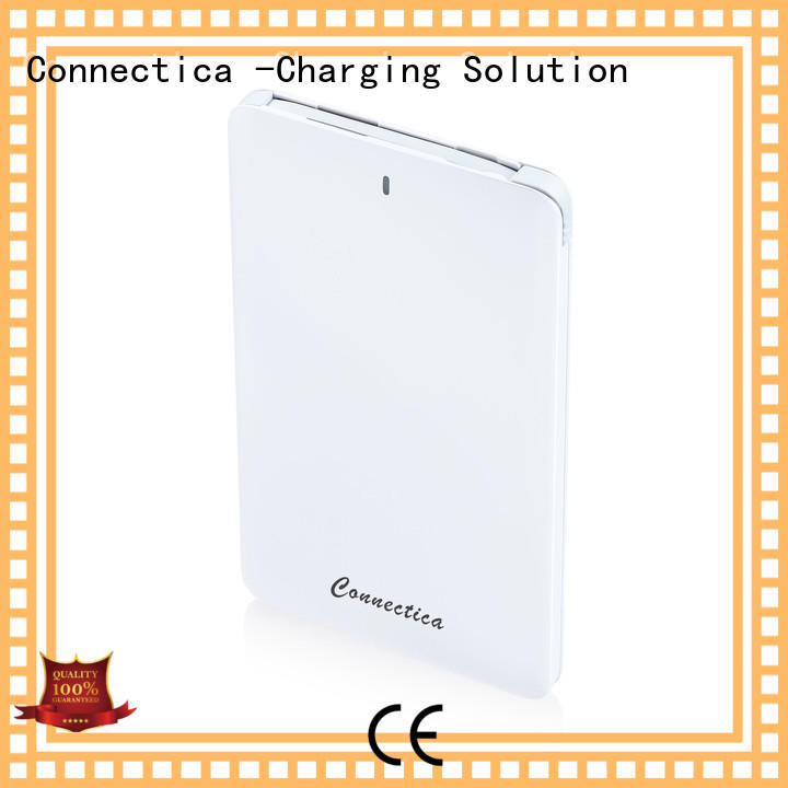Connectica mfi all power bank price Suppliers for travelling
