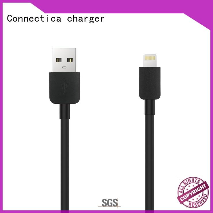 micro connector usb cable with multiple ends with magnetic lightning for android phone Connectica charger