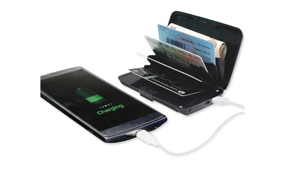 wireless charging power bank high quality for abc and pc flame retardant Connectica charger-1